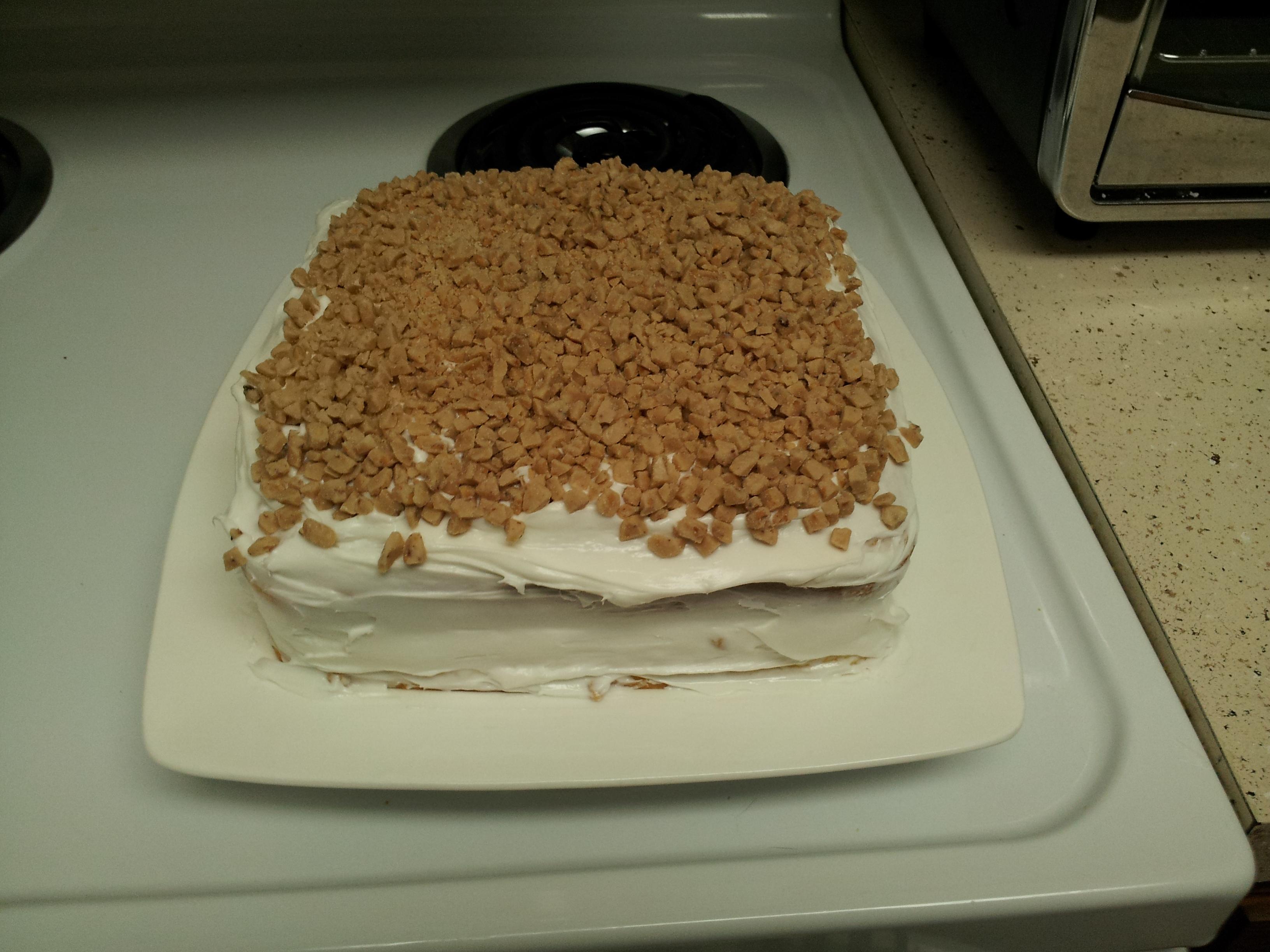 Baking My Own Cake The Feminist Menagerie